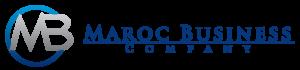 logo maroc business company - personnalisation gadget publicitaire